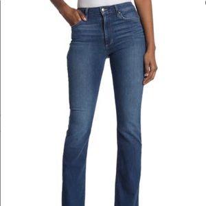 Joe's Jeans Flawless,High Rise curvy bootcut jeans